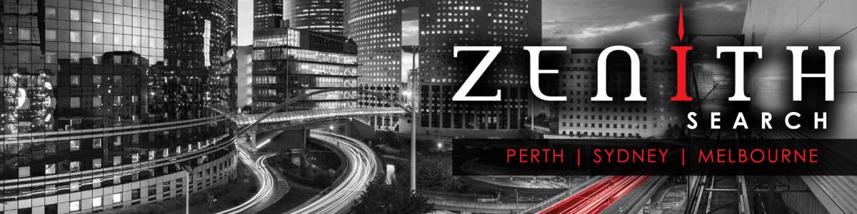 Zenith Executive Search cover